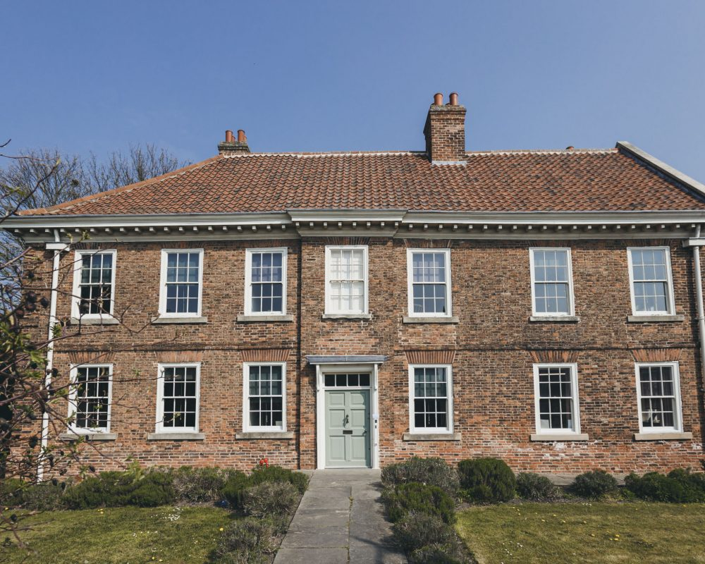 Epworth Old Rectory today