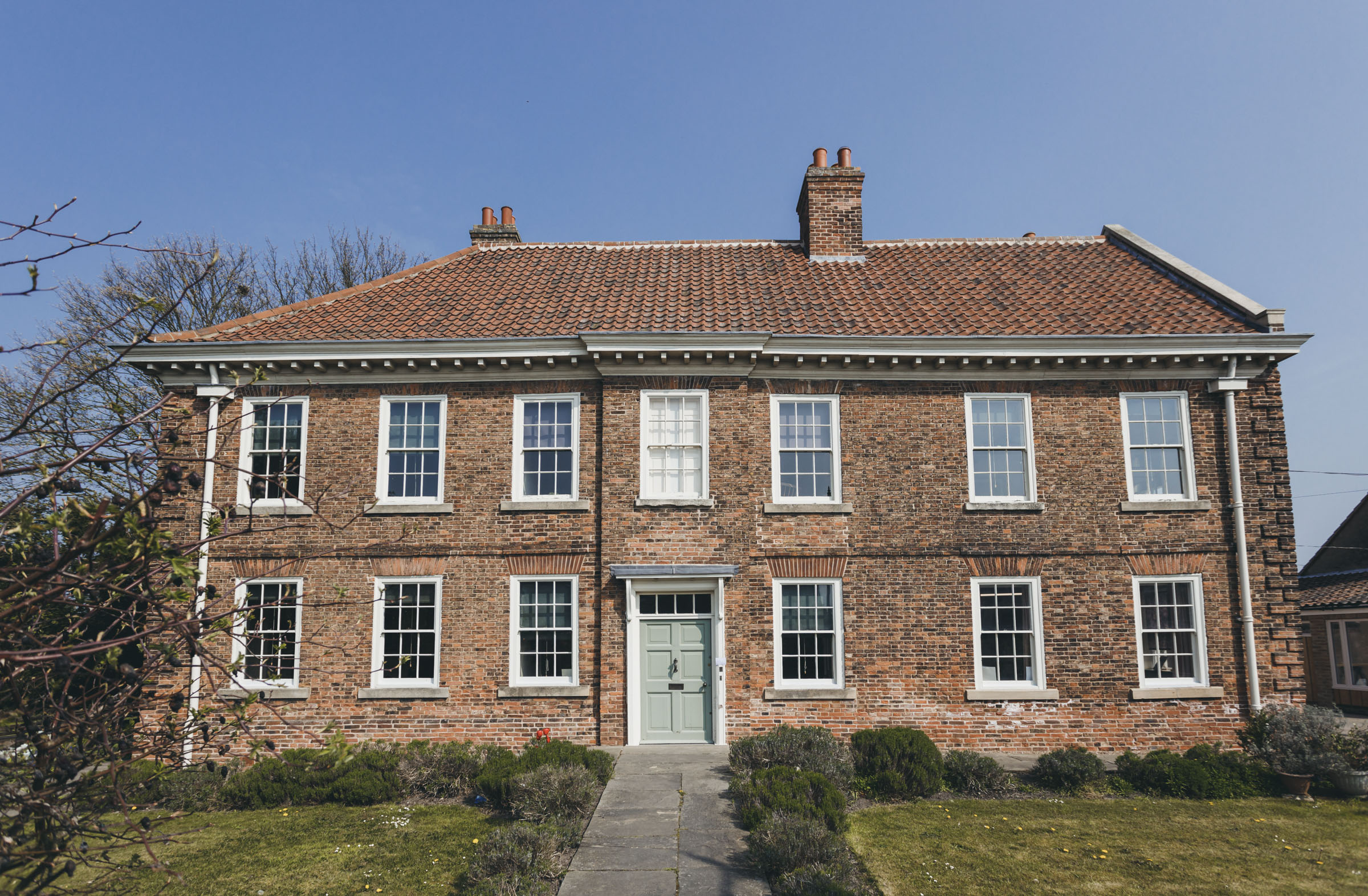 Epworth Old Rectory - Heritage Open Day
