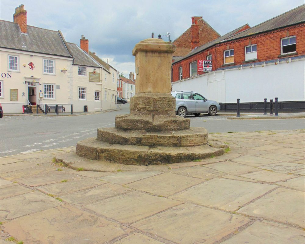 The Market Cross Wesley Trail