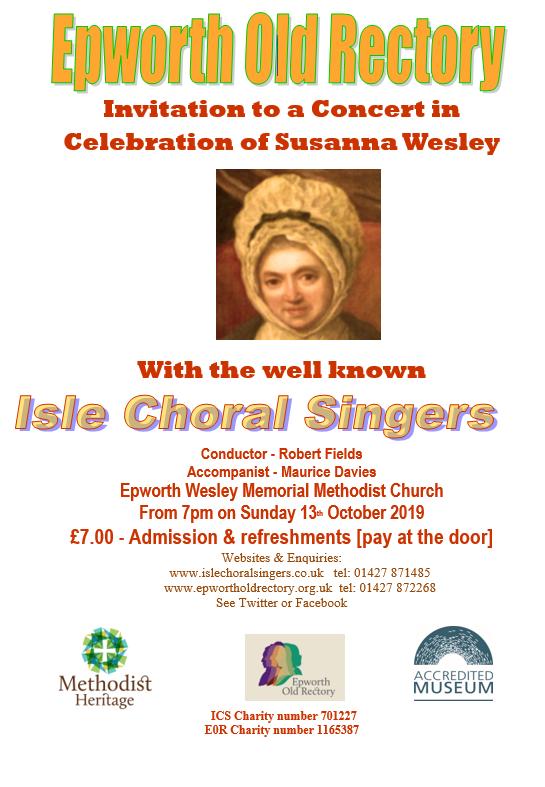 Concert for Susanna