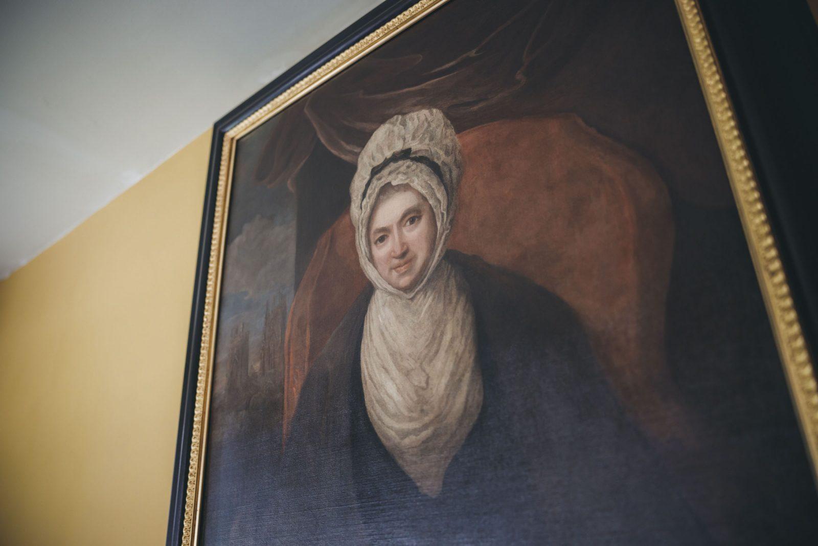 Susanna portrait