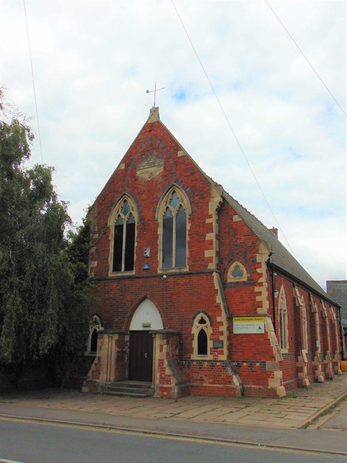New Connexion Chapel