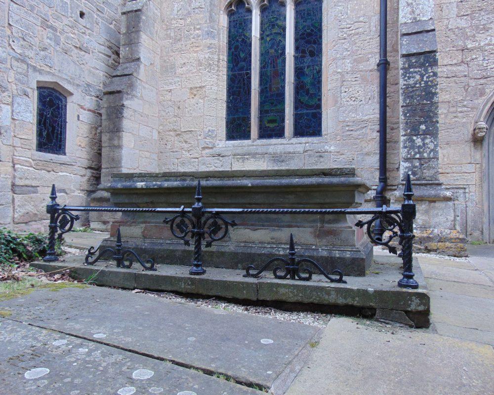 Samuel's Grave Wesley Trail