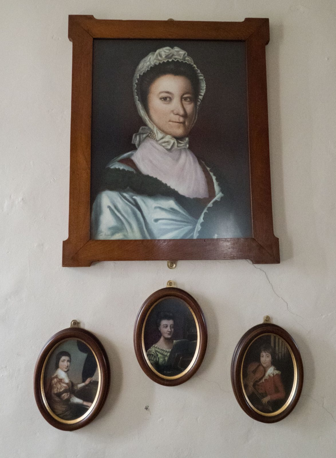 Charles Wesley's family